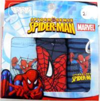 Outlet - 3pack slipy se Spidermanem