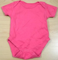 Růžové body zn. Mothercare
