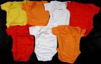 Outlet - 7pack  body zn. Mothercare