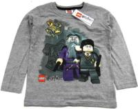 Outlet - Šedé triko Harry Potter zn. Lego