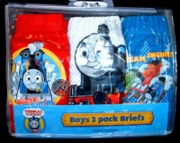 Outlet - 3pack slipy Thomas