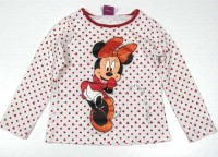 Smetanové triko s Minnie zn. George + Disney