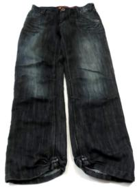Šedé straight rifle zn. Denim