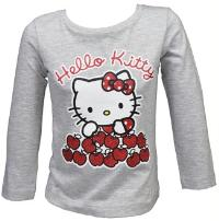 Outlet - Šedé triko s Kitty zn. Sanrio