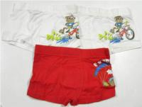 Outlet - 3pack boxerky s opičkami zn. Marks&Spencer