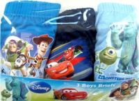 Outlet - 3pack slipy s Toy Story zn. Disney