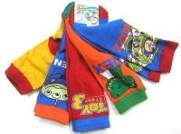 Outlet - 5pack ponožky Toy Story zn. Disney vel. 23-26
