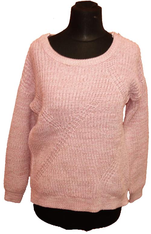 Dámský růžový svetr George  08d5895eb5