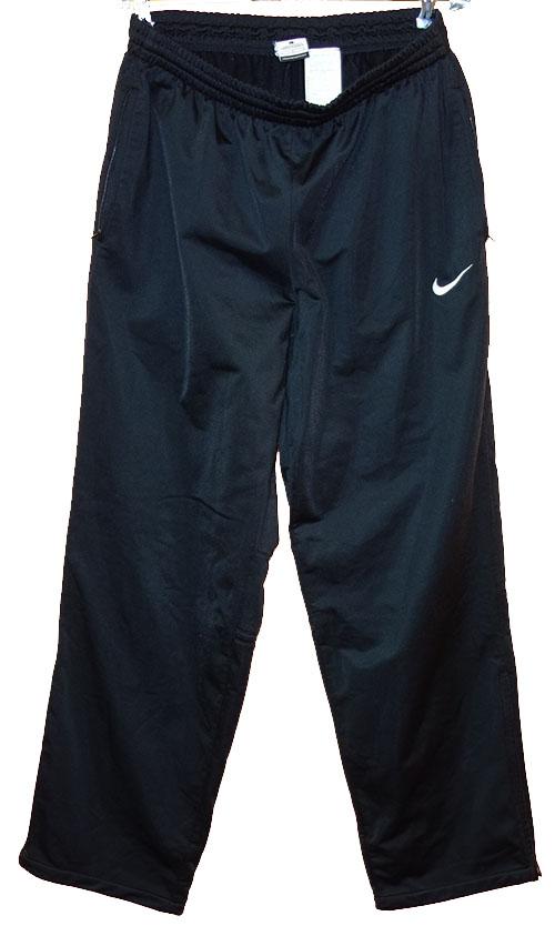 Pánské černé sportovní kalhoty Nike  1f44b029cb