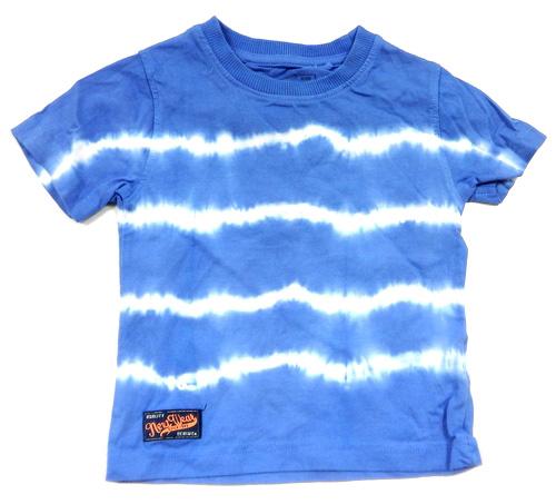 898827e29cab Modro-bílé batikované tričko Next